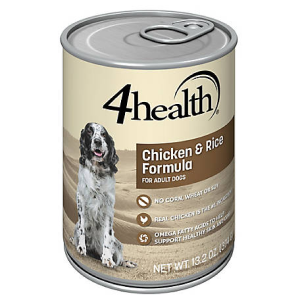 4Health Wet Dog Food