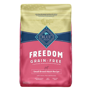 best dog food brand for small dogs