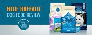 Blue Buffalo dog food rating