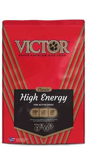 Classic Victor Dog Food