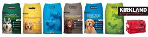 Kirkland dog food rating