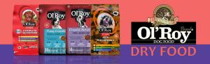 Ol Roy dog food rating