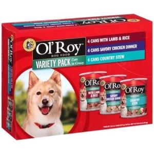 Ol Roy Wet Dog Food