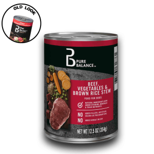 Pure Balance Wet Dog Food