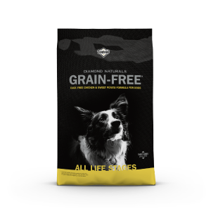 The Diamond Naturals Grain-Free Brand