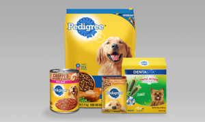 who makes Pedigree dog food