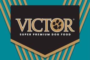 who makes Victor dog food