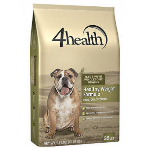 4Health Original Healthy Weight Formula Adult Dog Food