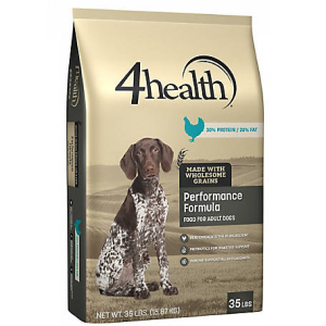 4Health Original Performance Dog Food