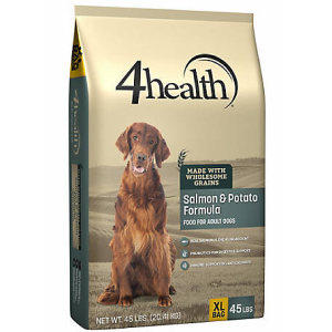 4Health Original Salmon and Potato Formula Adult Dog Food