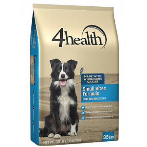 4Health Original Small Bites Formula Adult Dog Food