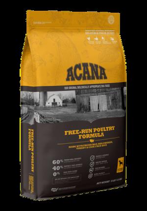 Acana Free-run Poultry Formula