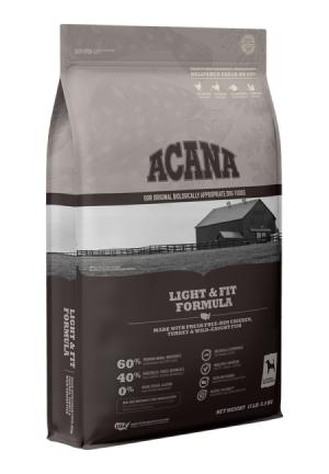 ACANA Grain-Free Light & Fit Chicken Healthy Weight Adult Dry Dog Food