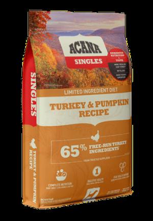 Acana Turkey & Pumpkin Recipe
