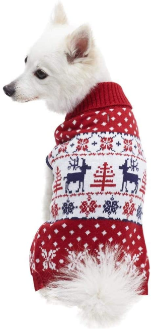 Blueberry Pet 10+ Patterns Christmas Clothes