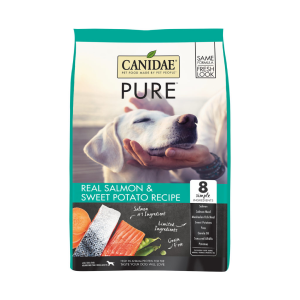 Canidae Grain Free Pure Real Salmon & Sweet Potato Recipe