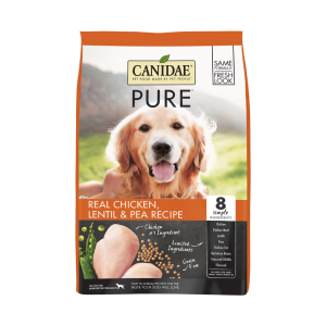 Canidae PURE Grain Free Limited Ingredient Real Chicken, Lentil & Pea Recipe Dry Dog Food
