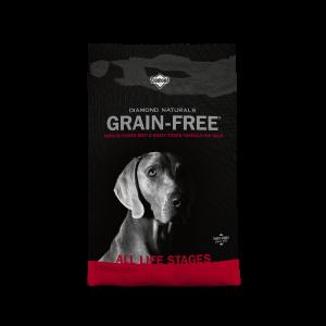 Diamond Naturals Grain-Free Beef & Sweet Potato Formula Dry Dog Food