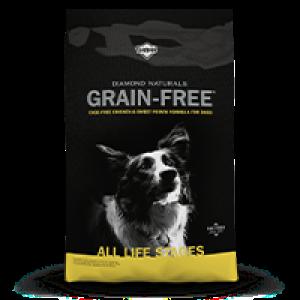 Diamond Naturals Grain-free Cage-free Chicken & Sweet Potato Formula for Dogs