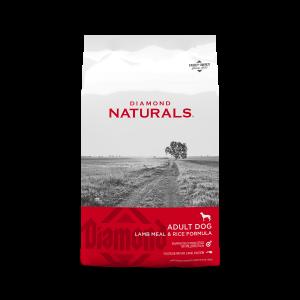 Diamond Naturals Lamb Meal & Rice Formula Adult Dry Dog Food