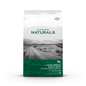 Diamond Naturals Large Breed Adult Chicken and Rice Dry Dog Food