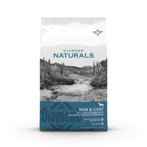 Diamond Naturals Skin & Coat Formula All Life Stages Grain-Free Dry Dog Food