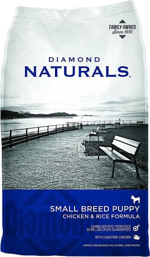 Diamond Naturals Small Breed Puppy Formula