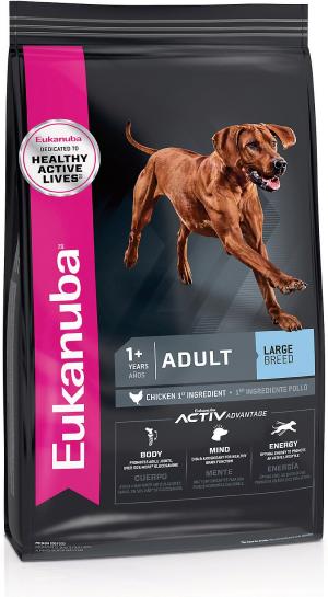 Eukanuba Large Breed Adult Dry Dog Food