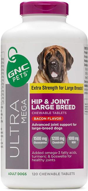 GNC Pets Ultra Mega Hip & Joint Large Breed