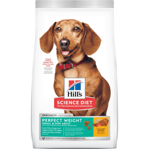 Hill's Science Diet Adult Perfect Weight Small & Mini Dog Food
