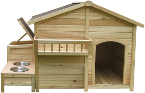 Houses & Paws Country Charm Dog House