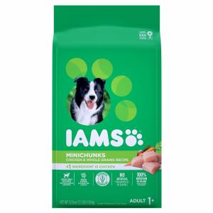 Iams Adult Minichunks Dry Food Recipe