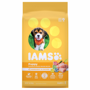 Iams Dog Food for Puppies