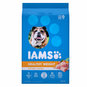 Iams ProActive Health Adult Healthy Weight with Real Chicken