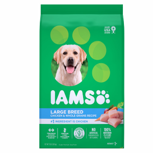 Iams ProActive Health Adult Large Breed Chicken & Whole Grains Recipe