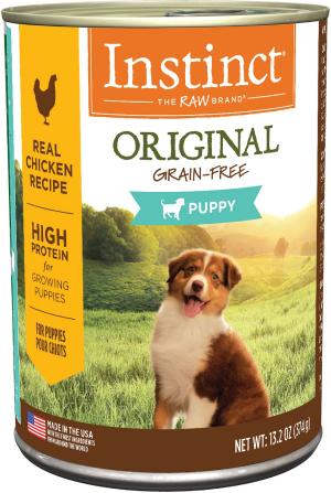 Instinct original grain free recipe natural wet canned