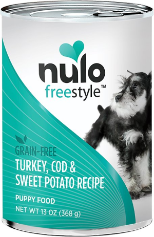 Nulo freestyle wet puppy food feeding guide