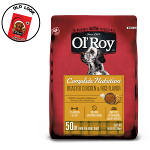 Ol' Roy Complete Nutrition Roasted Chicken & Rice Flavor Dry Dog Food