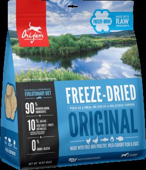 ORIJEN Freeze Dried Adult Dog Food