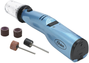 Oster Gentle Paws Less Stress Dog and Cat Nail Grinder