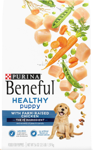 Purina Beneful Healthy Puppy with Real Chicken