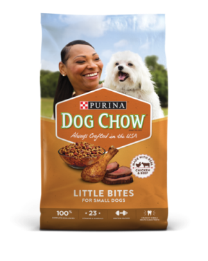 Purina Dog Chow Little Bites with Real Chicken & Beef Dry Dog Food