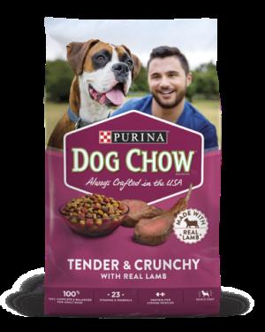 Purina Dog Chow Tender & Crunchy Dog Food