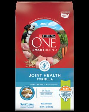 Purina ONE SmartBlend Joint Health Formula Adult Premium Dog Food