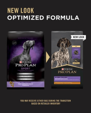 Purina Pro Plan All Ages Sport Performance 30/20 Chicken & Rice Formula