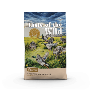 Taste of the Wild Ancient Wetlands Canine Recipe with Roasted Fowl