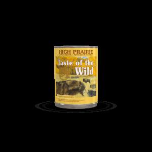 Taste of the Wild High Prairie Canine Recipe with Bison in Gravy