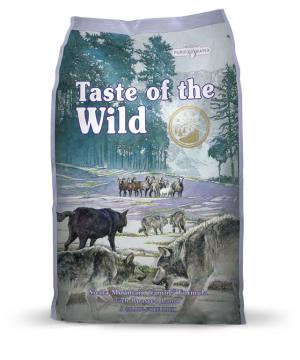 Taste of the Wild Sierra Mountain Dry Dog Food
