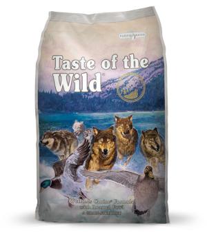 Taste of the Wild Wetlands Dry Dog Food
