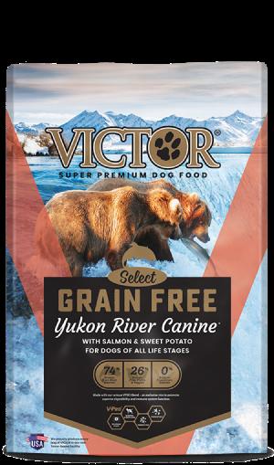 VICTOR Select Yukon River Canine Recipe Grain-Free Dry Dog Food